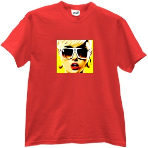 Tricou Cool Blonde