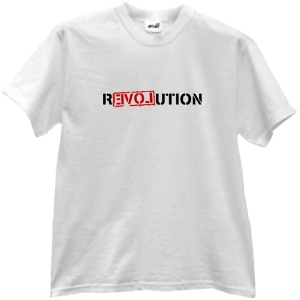 Tricou Love Revolution