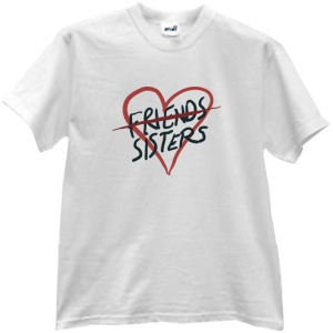 Tricou Best friends