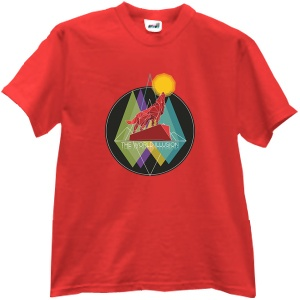 Tricou The world illusion