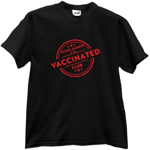 Proudly Vaccinated Club